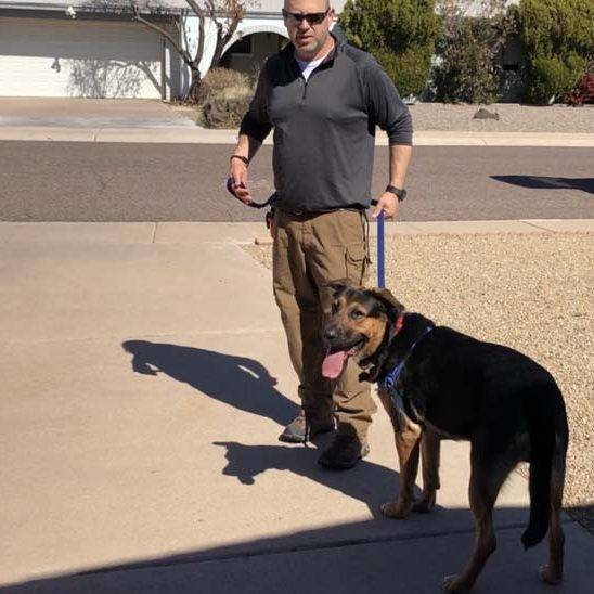 sonoran dog care, keith geissenberger